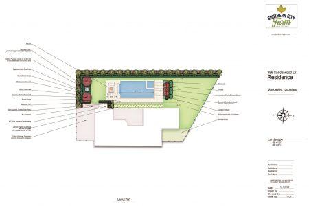 mandeville landscape design